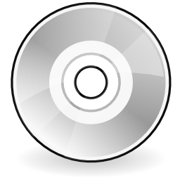 dev, disc, dvdrom icon