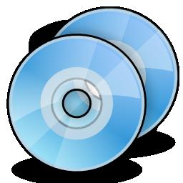 cd, discs, dvd icon