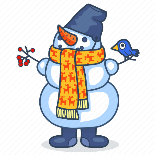 Christmas, snow, snowman, winter icon - Download on Iconfinder