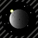 asteroid, astronomy, planet, satellite, space, universe
