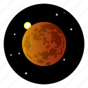 astronomy, mars, planet, science, space, universe