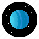 astronomy, planet, science, space, universe, uranus