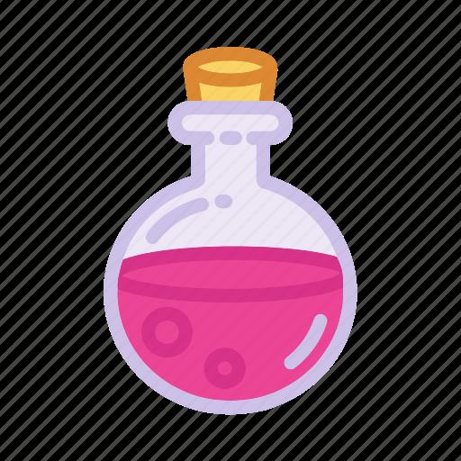 glass, halloween, magic, poison, potion, witch, wizard icon