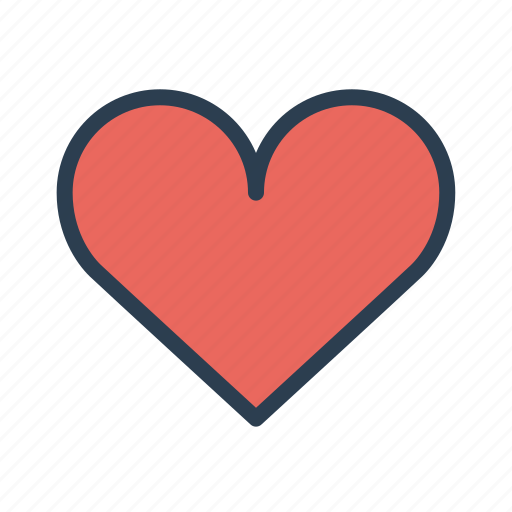 cards, casino, gambling, game, heart, play, suit icon