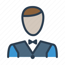 avatar, broker, casino, croupier, dealer, gambling, player icon