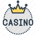 leisure games, casino, crown, gambling
