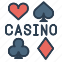 casino, suits, clubs, cards, spade