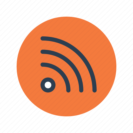 communication, connection, hotspot, internet, network, signal, wifi icon