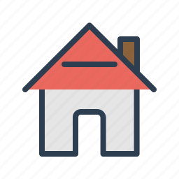apartment, building, home loan, house, mortgage, property, real estate icon