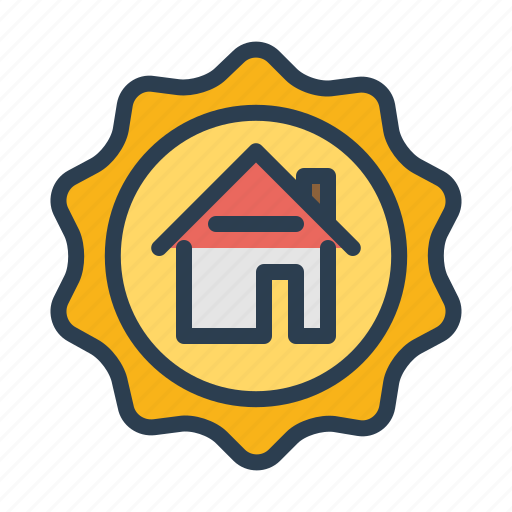 approved, realtor, seal, top seller, trusted icon