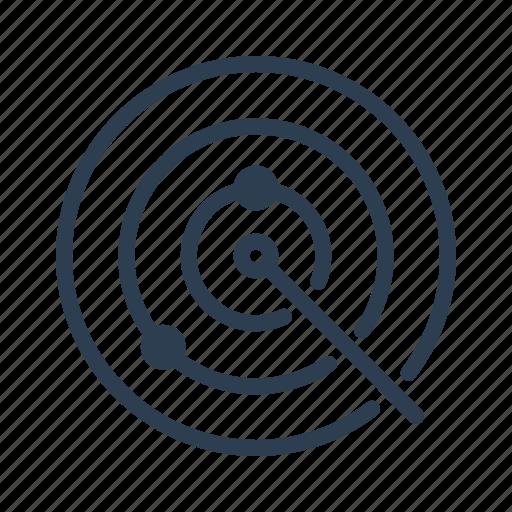 location, locator, navigation, radar, range, sea, search icon