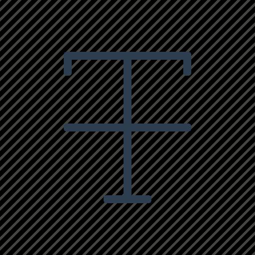 editing, font, strike, strikethrough, style, text, typography icon