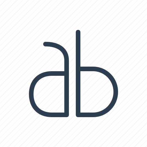 editing, font, size, small, style, text, typography icon