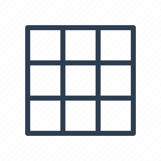 frame, grid, interface, layout, mesh, workspace icon