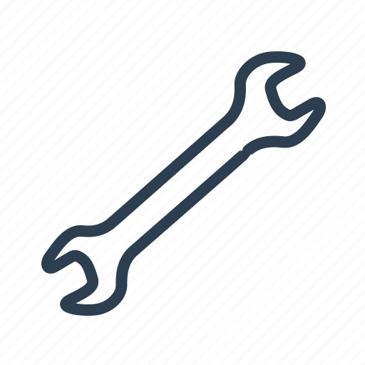adjustable tool, adjustable wrench, repair, setting tool, settings, tool, wrench icon