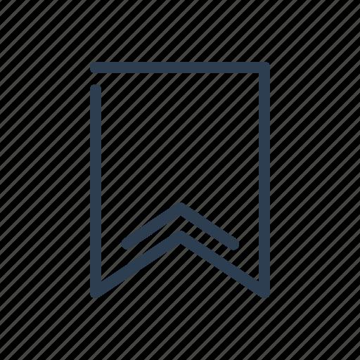 book, bookmark, bookmarks, favourite, mark, marker, ribbon icon