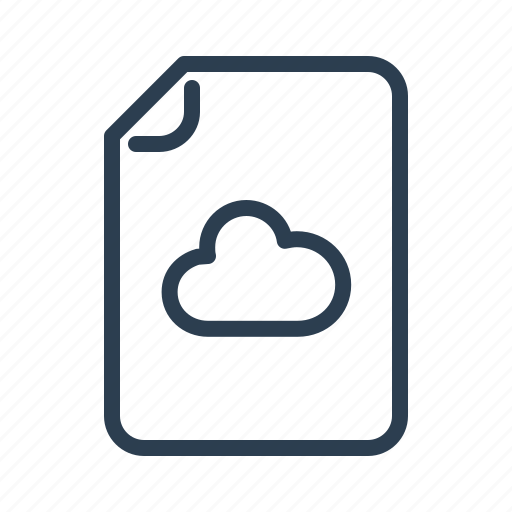 cloud, data storage, document, file sharing, page, share, sharing icon