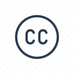 agreement, commons, copyright, creative, law, license icon
