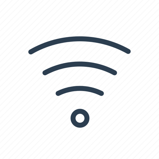 connection, high, hotspot, network, signal, strong, wifi icon