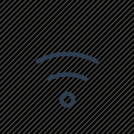 connection, hotspot, medium, network, signal, wi-fi, wifi icon