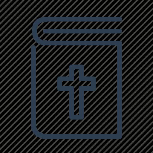 bible, book, christ, christian, cross, religion, religious icon