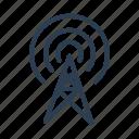 antenna, broadcast, communication, hotspot, signal, towe, wifi