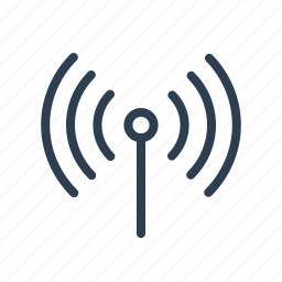 antenna, connection, hotspot, network, signal, wi-fi, wifi icon