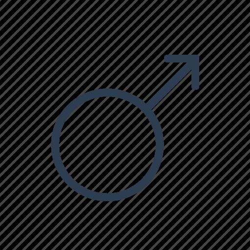 gender, gentleman, he, male, man, sex, sign icon