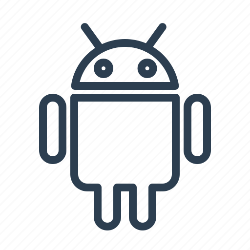 android, droid, mobile, operating system, os, platform, technology icon
