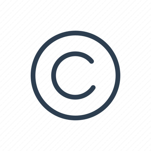 agreement, copy, copyright, law, license, publication, right icon