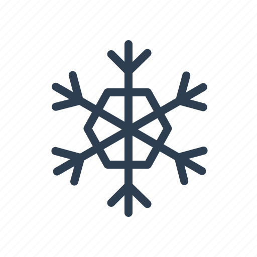 cold, frost, ice, snow, snowflake, winter, xmas icon