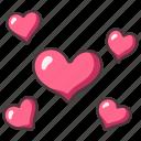 heart, love, romance, decoration, romantic, valentine