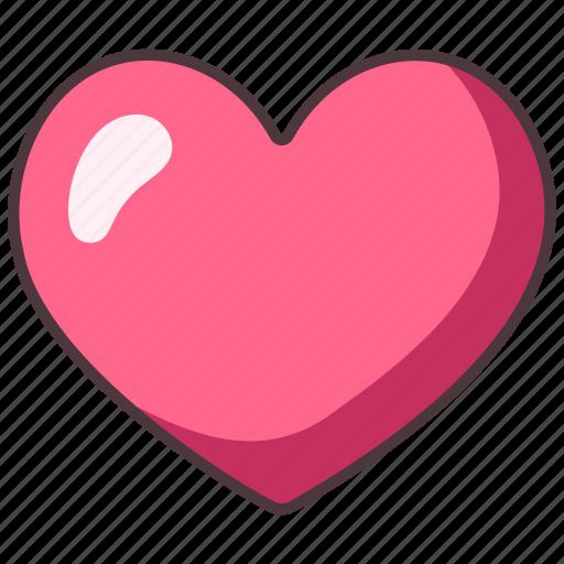 Heart, love, valentine, decoration, romantic, romance icon - Download on Iconfinder
