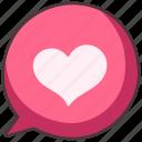 heart, love, valentine, decoration, romantic, romance, message