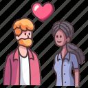 heart, relationship, couple, boyfriend, romance, love, together