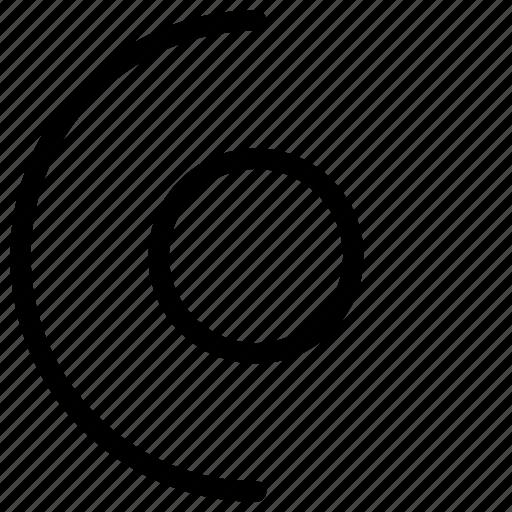 concept, form, geometry, idea, insignia, shape icon