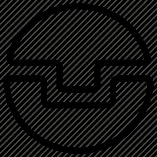 build, chain, connect, diy, make, share icon