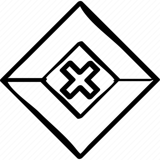 cube, eye, goal icon