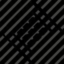 creative, cube, design, nine icon