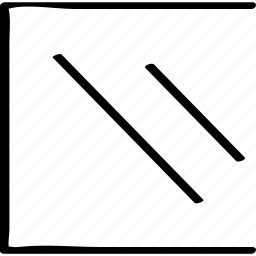 design, diagnol, lines icon