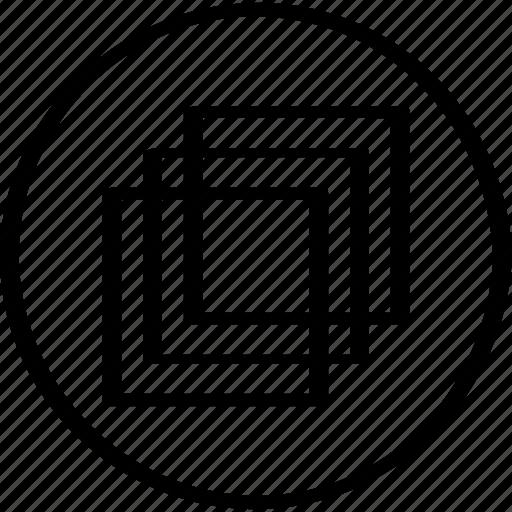 creative, design, duplicate icon
