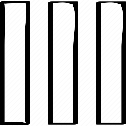abstract, lines, mneu icon