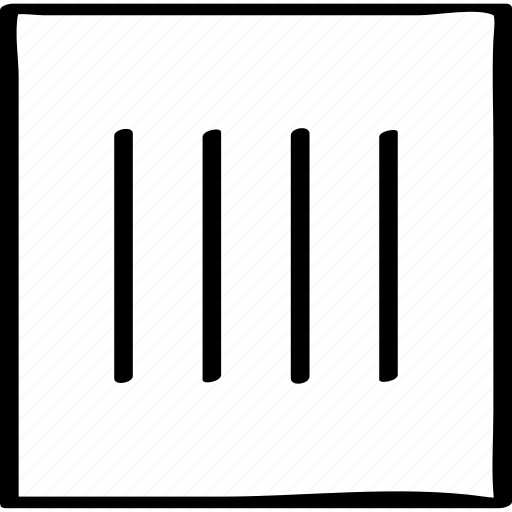lines, multiple, online icon