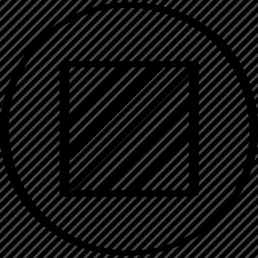 denied, lines, scratch icon