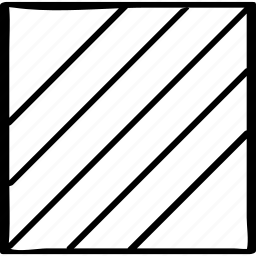 line, lines, scratch icon