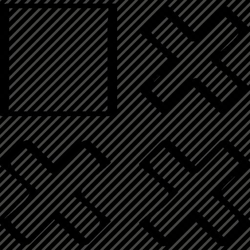 box, design, single icon