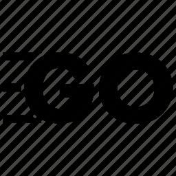 b, go icon