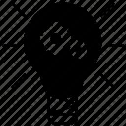 b, idea icon