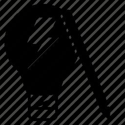d, idea icon