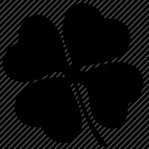 b, lucky icon